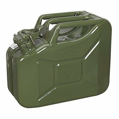 Sealey JC10G Jerry can 10LTR – verde