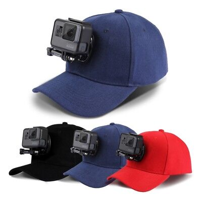 PULUZ Baseball Hat with Buckle Mount Quick Release Cap For GoPro HERO 6 5 4 / 3