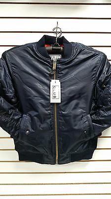 Proclub Bomber Jacket Flight Coat Air Force Military Rothco