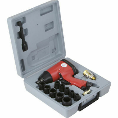 """PCL 1/2"""" Impact Wrench Gun Car Workshop Equipment 352Nm APL001K With Sockets!"""