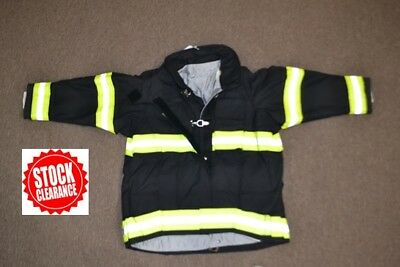 Securitex Ultramotion Firefighter Turnout Coat (New)