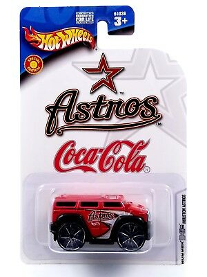 Hot Wheels - 2004 - Special Edition - Houston Astros Promo - Blings Hummer H2