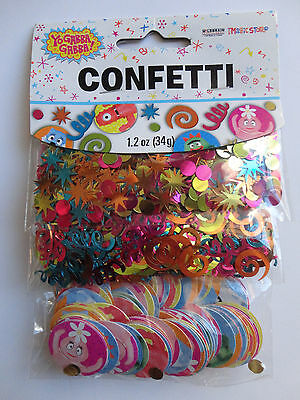 Yo Gabba Gabba Birthday Party Confetti Mini Pack