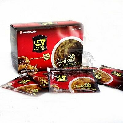 100% Vietnam Instant Coffee G7 Imported Original Packaging Hot Sale Black COFFEE
