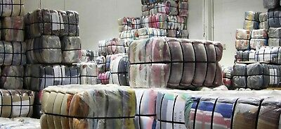 Second hand Clothing bales Mix Summer Tops / Blouses ( A bale of 30 items )