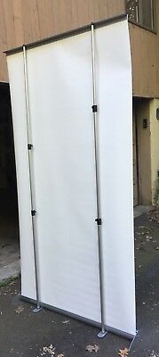 Mercury Retractable Display Stand RY5 48 x 96 - 8 Available -1/4 of retail price