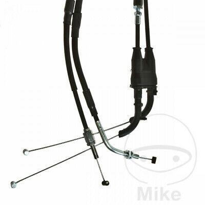 Yamaha YZF-R1 5PW 2002 - 2003 Extended Throttle Cable Set (Superbike Conversion)