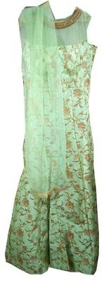Indian Gown Bollywood Designer Women Ethnic Dress formal and party