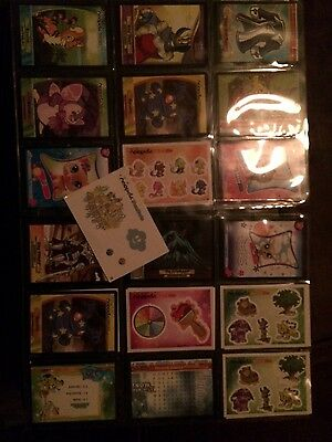 Neo Pets card/sticker lot