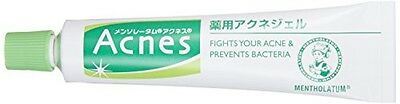 Mentholatum Acnes medicated gel 18g FromJapan Rohto Anti-Acne Spot Treatment