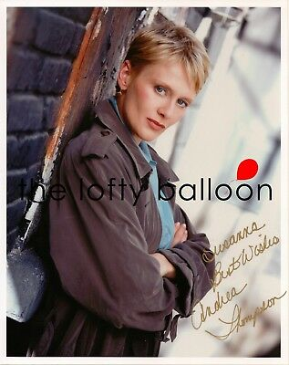 Andrea Thompson Signed 8X10 Photo - Nypd Blue Autograph Jag 24 Fallout New Vegas