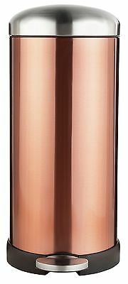 Addis 30 Litre Pedal Bin - Black and Copper.From the Official Argos Shop on ebay