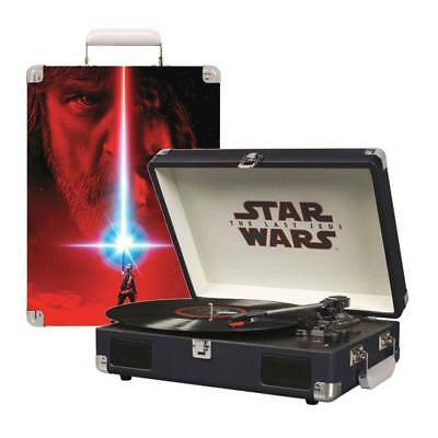 Limited Edition Crosley Cruiser Deluxe Turntable Star Wars The Last Jedi