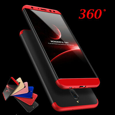 new concept 3ac21 d2692 FOR HUAWEI MATE 10 Lite Nova 2i Deluxe Leather Case 360° Shockproof ...