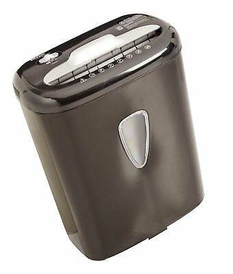 AmazonBasics 6-Sheet High-Security Micro-Cut Paper and Credit Card Shredder