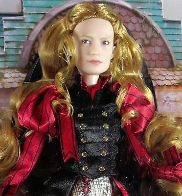 Disney Store Alice Through The Looking Glass Alice Kinsgleigh Doll 2016