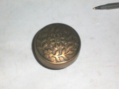 Antique Eastlake Door Knob Very Fancy Unique pattern