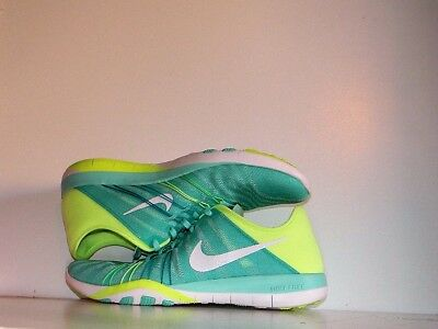 ba9516d4fd48f New Nike Women s Free Tr6 Turquoise Trainers Training Shoes 833413 300 Size  11