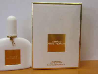 Tomford White Patchouli Perfume Women 34 Oz Eau De Parfum Spray Nib