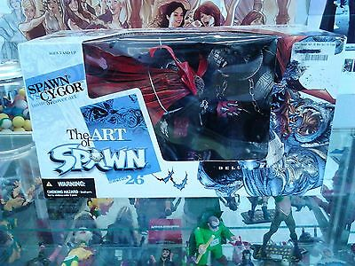The Art of Spawn Issue 57 Cover Art NIB
