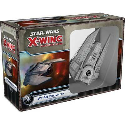 star wars x-wing miniatures game : VT-49 Decimator Expansion Pack