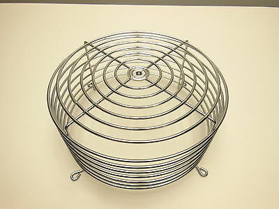 """Simplex 8"""" 2098-9715 Wire cage for smoke detector cover"""