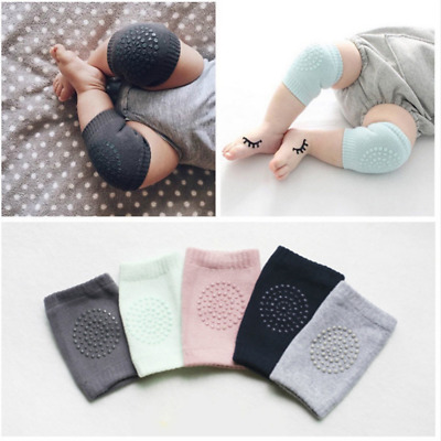 Baby Knee Pad Anti-slip Kid Safety Soft Breathable Crawling Elbow Cotton Protect