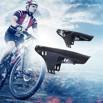 Mountain Bike Bicycle Mud Fender Ultra-Thin Front Fork Mud Rain Guard Mudguard
