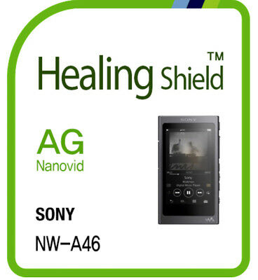 Anti Glare Screen Protector Matte Shield Film 2pcs films SONY NW A40 A45 A46 A47