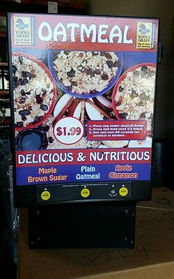 CAFE OATMEAL DISPENSING SYSTEMS CAFEOAT3099 Wilbur Curtis DEAL OF THE WEEK !