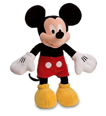 """Disney Authentic 15"""" Mickey Mouse Plush Doll"""