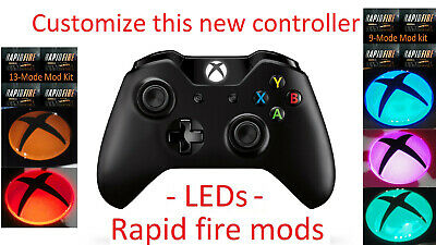 Pick your New Xbox One Wireless Controller with LEDs and/or Mods/Rapid Fire 1708