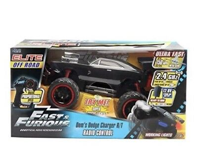Fast & Furious 1:12 Elite Off Road R/C 1970 Dodge Charger Offroad Vehicle
