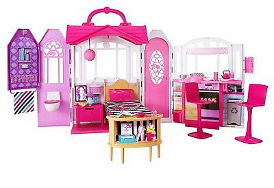 Barbie Glam Getaway House , NEW OTHER, FREE SHIPPING