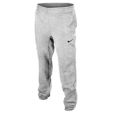 Nike Men's Grey Fleece Jogging Bottoms. Size UK M. WORN ONCE ONLY.