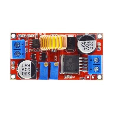 5A DC to DC CC CV Lithium Battery Step down Charging Board Led Power Converter D