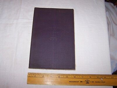 1926 Independent Order of Odd Fellows Law Book PATRIARCHS MILITANT
