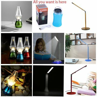 LOT Dimmable LED Desk Lamp Table Lamp 3 modes - Study/Reading/Relax  5500K-6000K