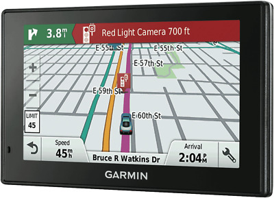 "NEW Garmin 010-01682-42 DriveAssist 51LMT-S 5"" GPS"