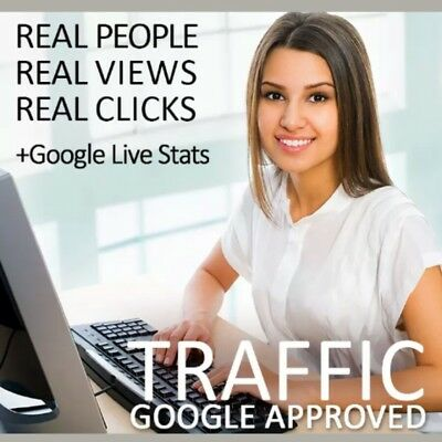 Unlimited High Volume TARGETED Website Traffic FOREVER. GUARANTEED DAILY RESULTS