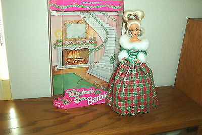 Winter's Eve Special Edition Barbie Costco 1994