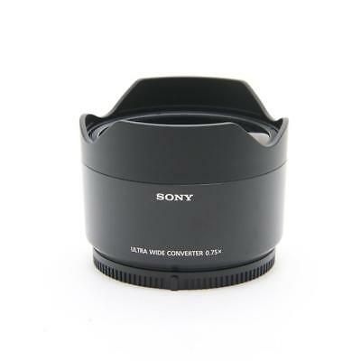 NEW SONY Ultra Wide Converter for FE 28mm F2 (SEL075UWC)