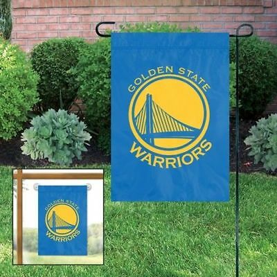 GOLDEN STATE WARRIORS Flag 3\'x5\' Nba Logo Banner: Fast Free Shipping ...