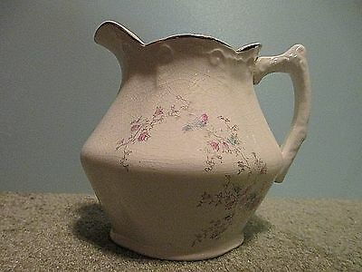 Antique Trilby Pottery Creamer