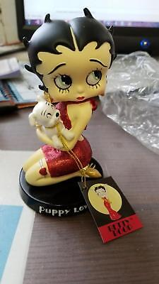 Betty Boop PUPPY LOVE  by Westland Collectible Figurine 20065