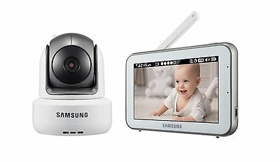 Samsung SEW-3043W BrightVIEW Baby Monitor with PZT camera **New Other**