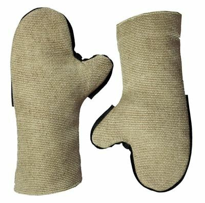 MagnaShield Heat Shield Long Cover Mitts T1000™mitt wool lined 406mm OZZY SELLER