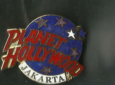 Planet Hollwood   Jakarta  Pin/badge  Circa 1990