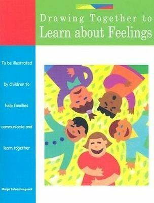 Drawing Together to Learn About Feelings by Marge Eaton Heegaard (Paperback,...