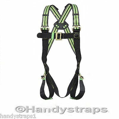 Kratos Full Body Safety Harness 1 ATTACHMENT POINT scaffolding/climbing 108 00
